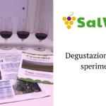 Vini sperimentali del progetto SalViBio in degustazione